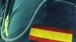 El tuit de la Guardia Civil con una bandera de España con forma de corazón que arrasa en