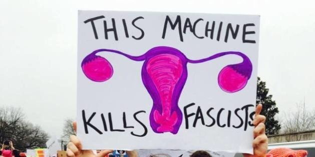 Las 'nasty women' de Rajoy: feminismo contra el