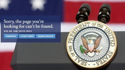 La nueva Casa Blanca da la espalda al