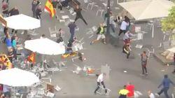 Violentos disturbios tras una marcha ultraderechista en