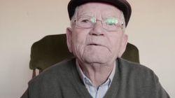 Este anciano logrará hacerte reflexionar sobre la vida con su discurso de un