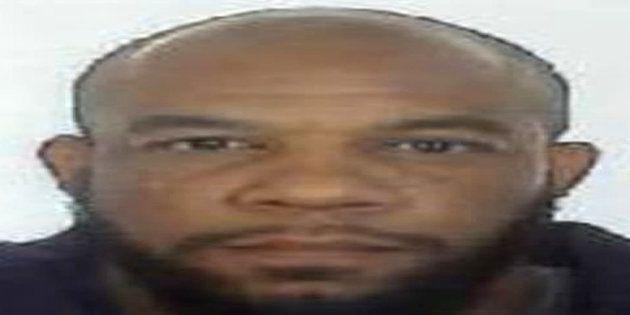 La imagen del autor del atentado en Londres difundida por la