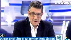 López, contra los abucheos a Díaz: