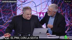 Sardà se la lía en directo a Ferreras en 'Al Rojo