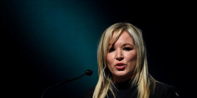 Michelle O'Neill, nueva líder del Sinn