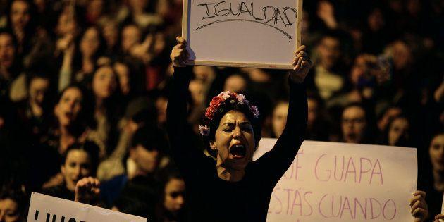 Foto de la marcha del Día Mundial de la
