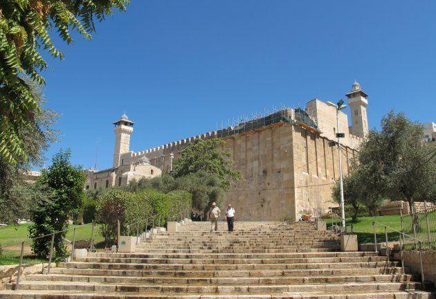 La Tumba de los Patriarcas, en Hebrón