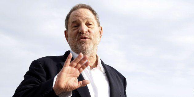 El productor de cine Harvey Weinstein, en una foto de archivo de
