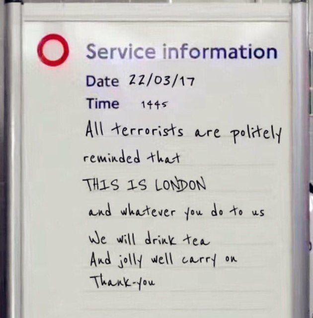 Londres no tiene tiempo para el