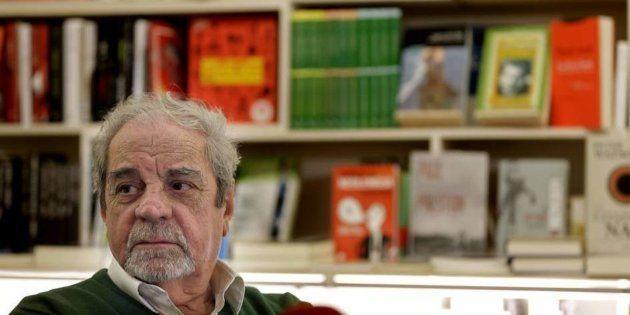 El escritor Juan Marsé, en una imagen de
