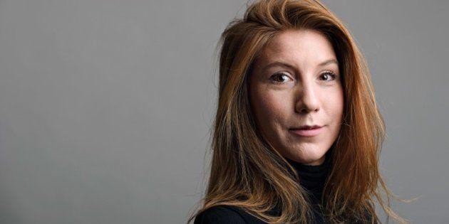 La periodista sueca Kim
