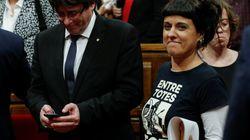 La carta de la CUP para presionar a Puigdemont a proclamar la