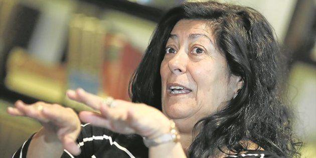 La estremecedora advertencia de Almudena Grandes a la izquierda por el conflicto
