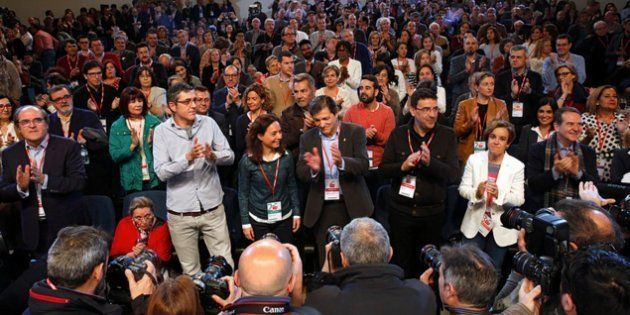 Fernández rechaza un PSOE