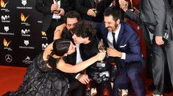 Los siete momentazos para recordar de los Premios