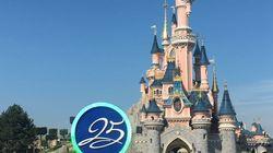 La cabalgata para celebrar 25 años de Disneyland Paris te dejará