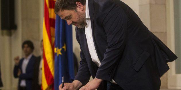 Junqueras pregunta a Pedro Sánchez la diferencia entre el PP y el PSOE sobre Cataluña y Twitter