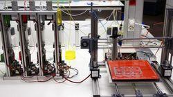Científicos españoles crean el primer prototipo de una impresora 3D de piel