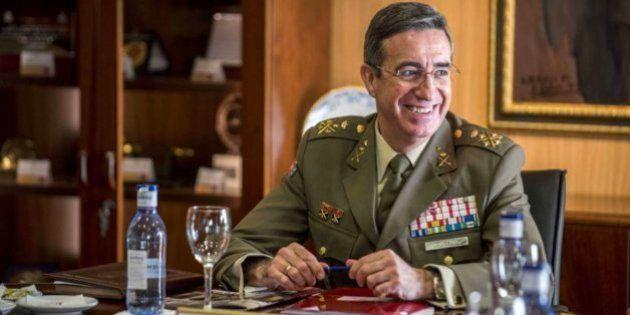 El jefe del Ejército español advierte de la existencia de una