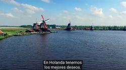 El tronchante vídeo con el que en Holanda hacen la pelota a
