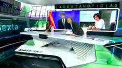 La tremenda pillada a los presentadores de 'laSexta Noticias' en pleno