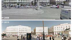 ¿Cómo ha cambiado tu ciudad en la última década? Esta página te lo