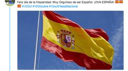 Un jugador del Alavés, amenazado por celebrar el Día de la