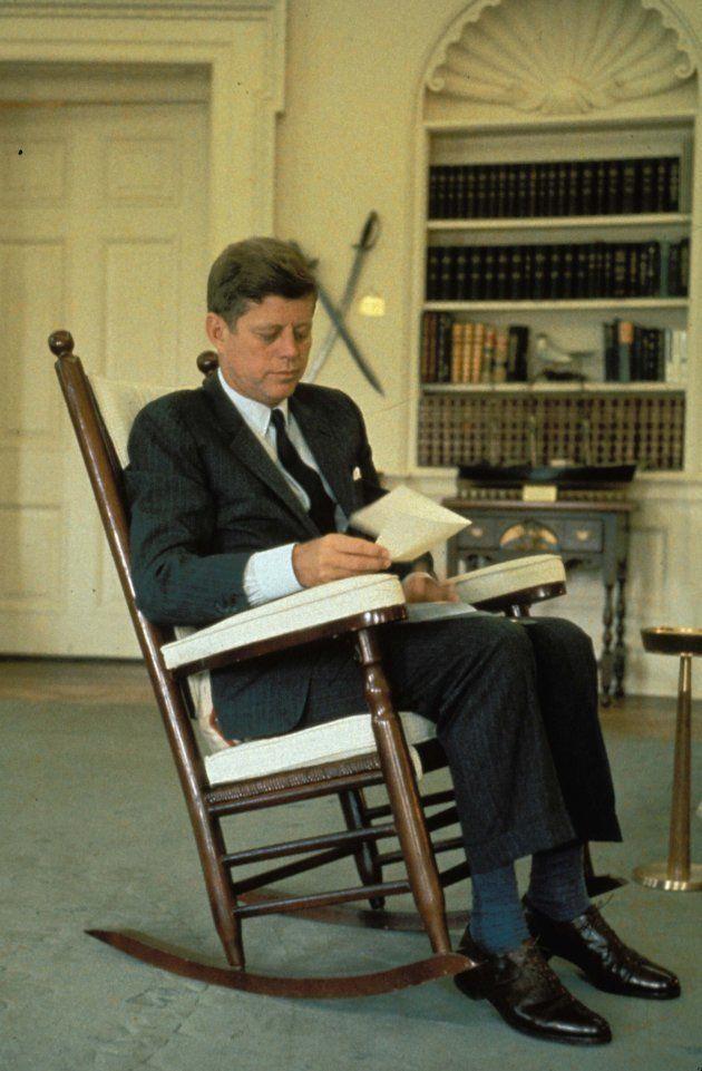 John Fitzgerald Kennedy en la década de los