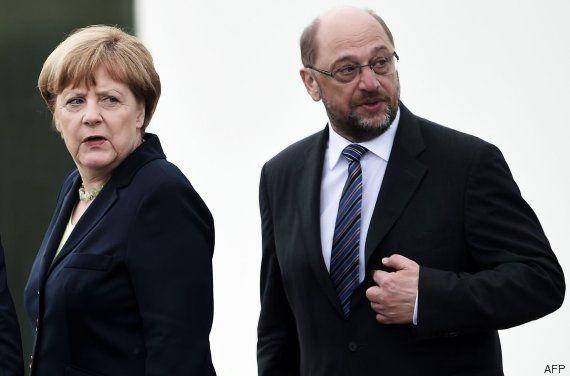 Martin Schulz será el rival de Merkel en las elecciones