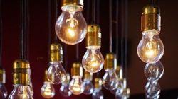 El precio de la luz superará los cien euros a las 21.00 de este