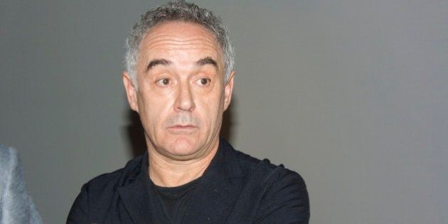 Ferran Adrià enfurece a los asturianos al decir que
