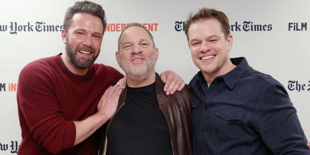 La Academia de Hollywood expulsa al productor Harvey Weinstein, acusado de abusos