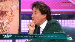 La entrevista a Álvaro de Marichalar que sacó de quicio a Jorge Javier
