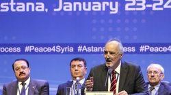 Rusia, Turquía e Irán crean un mecanismo para supervisar el alto el fuego en