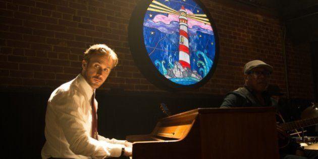 Tras las cámaras 'La La Land': cómo se rodó esta escena de Ryan Gosling tocando el