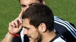 Higuaín sube una foto a Instagram y Casillas le