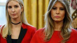 Ivanka Trump se abre paso en la Casa Blanca en sustitución de la reacia