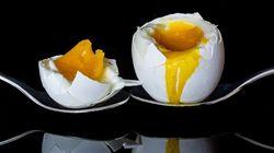 ¿Cuánto tiempo tiene que hervir un huevo para que esté