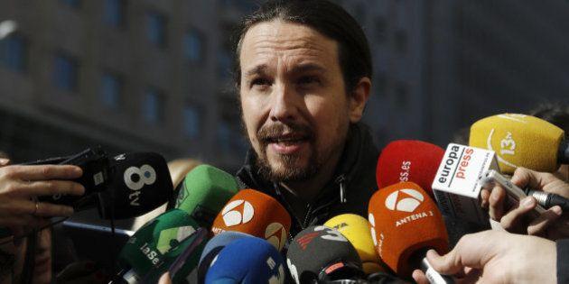 La reunión de Podemos para