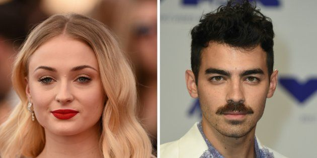 Sophie Turner (Sansa en 'Juego de Tronos') y Joe Jonas anuncian su