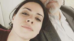 El adiós de Ana Arias a Juan Echanove tras su