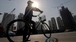 Un ciclista chino recorre por error 500 kilómetros en la dirección