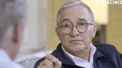 Xavier Sardà explica a Bertín Osborne por qué terminó 'Crónicas