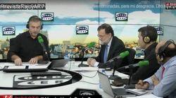 La pregunta de Alsina sobre cine que dejó a Rajoy en evidencia en