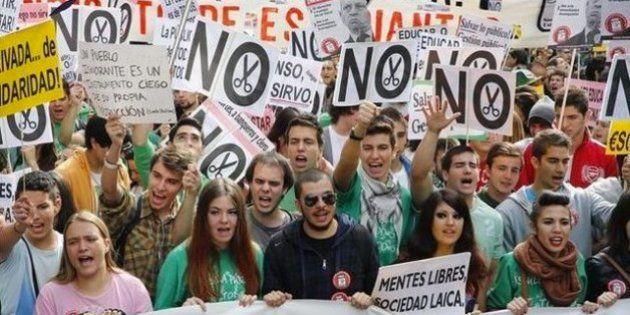 Convocada una huelga general educativa el 9 de