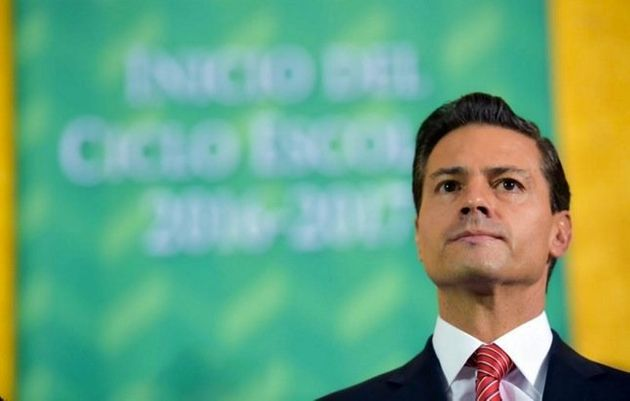 Un Peña Nieto sin