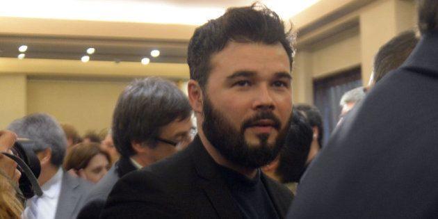 Gabriel Rufián revoluciona Forocoches con lo que ha hecho
