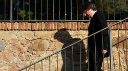 Puigdemont obvia la ley de transitoriedad en su carta a