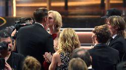Nicole Kidman habla de su mediático beso a Alexander Skarsgård en los