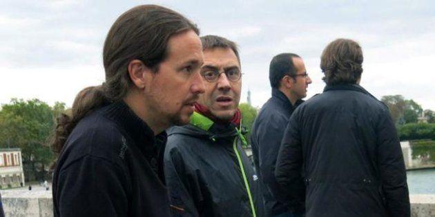 El celebrado tuit de Monedero sobre su 'bronca' con (un falso) Pablo Iglesias:
